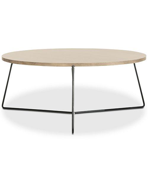 Safavieh Mae Wood Coffee Table
