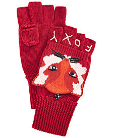 kate spade new york Foxy Pop-top Convertible Mittens