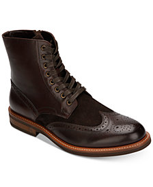 Kenneth Cole Reaction Men's Klay Wingtip Boots