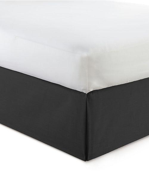 Cambric Black Bedskirt 18 Drop California King Be The First To Write A Review 486 00