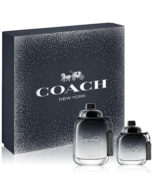 COACH Mens 2 Pc FOR MEN Gift Set