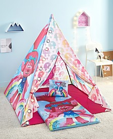 Trolls Girls Teepee Tent Set