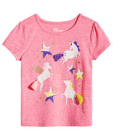 Epic Threads Toddler Girls Unicorn T-Shirt, Created for Macy's