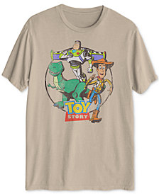 Toy Story Buddy Group Men's Graphic T-Shirt