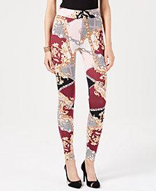 Thalia Sodi Chantal Printed Leggings, Created for Macy's
