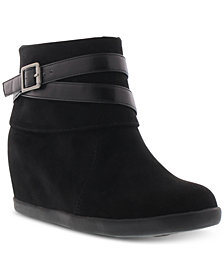 Kenneth Cole Little & Big Girls Valentina Belt Booties