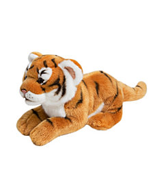 FAO Schwarz Toy Plush Cub Tiger 12inch