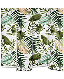 Deny Designs Marta Barragan Camarasa Painting Watercolor Leaves Wall Mural