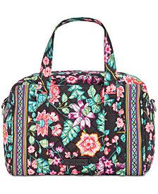 Vera Bradley Iconic 100 Handbag