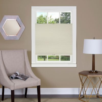 """Top Down-Bottom Up 27""""x64"""" Cordless Honeycomb Cellular Shade"""