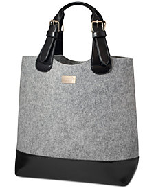 Receive a FREE Tote with any large spray purchase from the Hugo Boss THE SCENT FOR HER fragrance collection