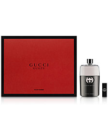 Gucci Men's 2-Pc. Gucci Guilty Pour Homme Gift Set, A $177 Value, Created for Macy's