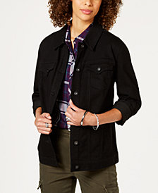 Style & Co Denim Jacket, Created for Macy's