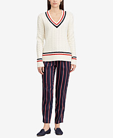 Lauren Ralph Lauren Petite Cricket Sweater