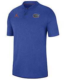 Nike Men's Florida Gators Elite Coaches Polo 2018