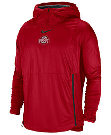 Nike Men's Ohio State Buckeyes Fly Rush Jacket