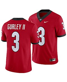 Men's Todd Gurley Georgia Bulldogs Player Game Jersey