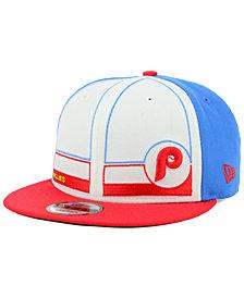 New Era Philadelphia Phillies Topps 1983 9FIFTY Snapback Cap