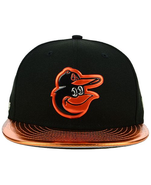 info for 5a22c 5a7f3 ... official store new era. baltimore orioles topps 9fifty snapback cap. be  the first to