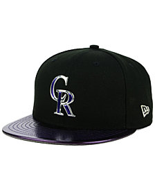 New Era Colorado Rockies Topps 9FIFTY Snapback Cap