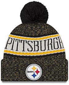 Pittsburgh Steelers Sport Knit Hat