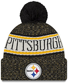 New Era Pittsburgh Steelers Sport Knit Hat