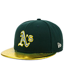 New Era Oakland Athletics Topps 9FIFTY Snapback Cap