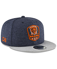 New Era Boys' Chicago Bears Sideline Road 9FIFTY Cap