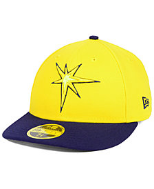 New Era Tampa Bay Rays Players Weekend Low Profile 59FIFTY FITTED Cap