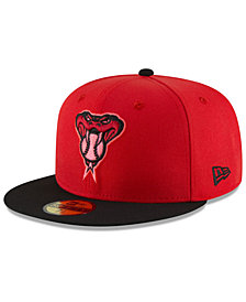 New Era Boys' Arizona Diamondbacks Players Weekend 59FIFTY FITTED Cap