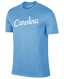 Retro Brand Men's North Carolina Tar Heels Alt Logo Dual Blend T-Shirt