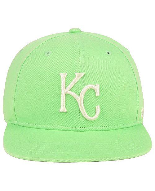 the latest 8f93d c0c48  47 Brand Kansas City Royals Island Snapback Cap - Sports Fan Shop By Lids  - Men - Macy s