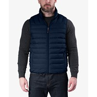 Macys deals on Hawke & Co. Outfitter Mens Packable Down Blend Puffer Vest