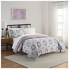 Simmons Violette Bedding and Sheet Set