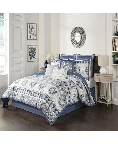 Ellery Homestyles Beautyrest Indochine Comforter Set