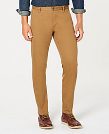 New Men's Dockers Alpha Athletic Fit All Seasons Tech Khaki Stretch Pants