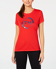 Tommy Hilfiger Sport Graphic Circular Logo T-Shirt, Created for Macy's