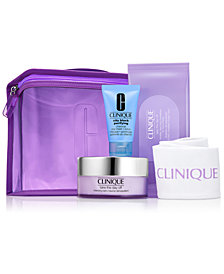 Clinique 5-Pc. Take It All Off Set