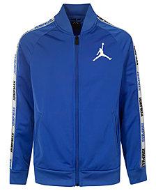 Jordan Little Boys Jumpman Graphic Legacy Zip-Up Jacket