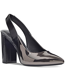 Nine West Arerick Slingback Pumps
