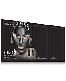 Double Dare OMG! Man In Black Peel Off Mask