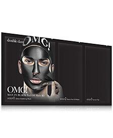 Double Dare OMG! Man In Black Peel Off Mask