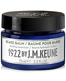 Keune 1922 By J.M. Keune Beard Balm, 2.5-oz., from PUREBEAUTY Salon & Spa
