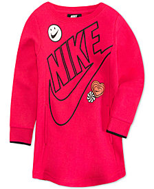 Nike Little Girls Doodle-Graphic Gym Dress