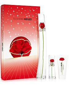Kenzo 3-Pc. Flower By Kenzo Eau de Parfum Gift Set