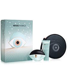 Kenzo 3-Pc. Kenzo World Eau de Parfum Gift Set