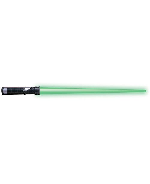 BuySeasons Star Wars Jedi Master Green Lightsaber Kids Accessory