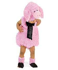 Squiggly Pig Toddler Girls Costume