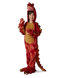Hydra the Three-Headed Dragon Boys Costume