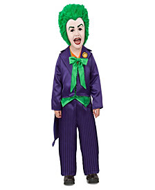 Dc Batman Comics Joker Baby Boys Costume